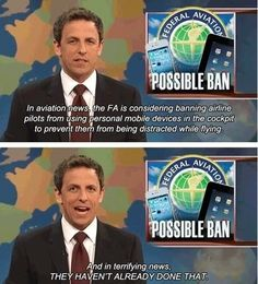 Seth Meyers is hilarious