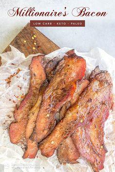 Millionaire's Bacon (low-carb, keto, paleo)
