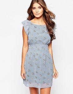 Multi print summer dress stardoll english