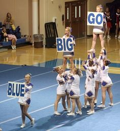 High school cheer and dance: Group numbers growing
