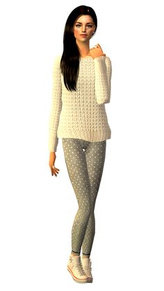 Always Sims: Gift - 12 - separate top and bottom