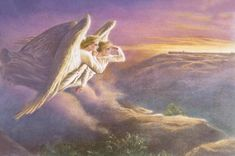 Angels: Contact for Comfort, Guidance, Healing and Protection