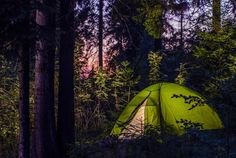 There is no better place to camp!