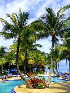 Families love Cheeca Lodge's beachfront pool