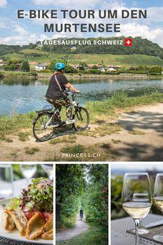 Ausflugstipp Schweiz: Eine Genussreise um den Murtensee mit dem E-Bike. Dazu ein Besuch im zauberhaften Städtchen Murten. Old Town, Travel Destinations, Viajes