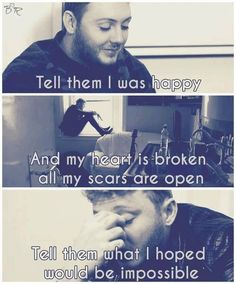 James Arthur, v talented songwriter and singer.