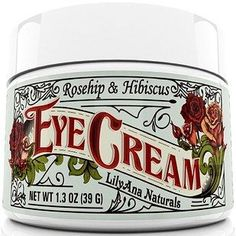 A rosehip and hibiscus eye cream with packaging that you'll want to keep on your nightstand.   27 Skin Care Products That Actually Do What They Say They Will