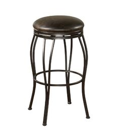 Special Offers - American Heritage Billiards Romano Bar Height Stool Gray - In stock & Free Shipping. You can save more money! Check It (May 07 2016 at 05:31AM) >> http://kitchenislandsusa.net/american-heritage-billiards-romano-bar-height-stool-gray/