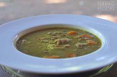 Lentejas con cúrcuma y verduras Anemia, Sin Gluten, A Food, Beef, Vegetables, Ethnic Recipes, Vegetarian Recipes, Dishes, Lentils