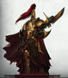 Adeptus Custodes - Warhammer 40k