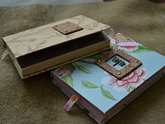 Мастер-класс: блокнотик в бумажной обложке с нуля. Ярмарка Мастеров - ручная работа, handmade.