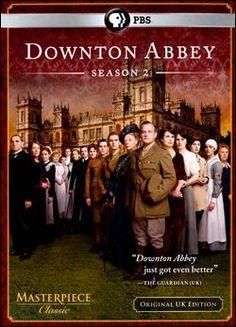 Masterpiece Classic: Downton Abbey - Season 2 DVD... Should watch season 1 and see if I like it. I've heard wonderful things!