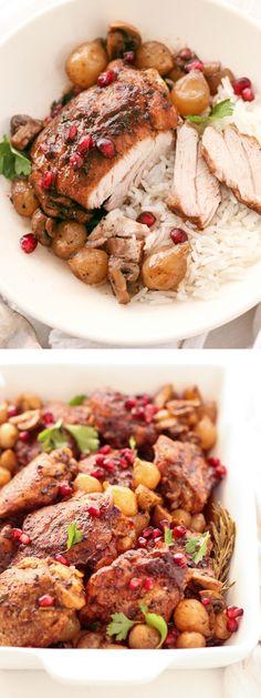 Slow Cookier Balsamic Chicken