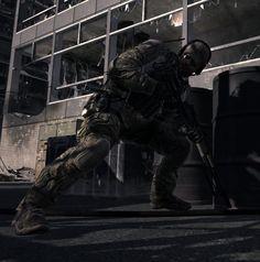 "Call of Duty: Modern Warfare 3 - ""Grinch"" - Delta Force"