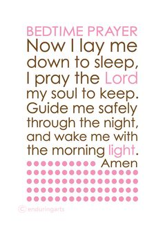 Baby sleep quotes bedtime prayer 46 ideas for 2019 Sleep Prayer, Prayer For Baby, Daily Prayer, Prayers For Baby Boy, Childrens Prayer, Prayer For My Children, Sleep Quotes, Baby Quotes, Bedtime Quotes
