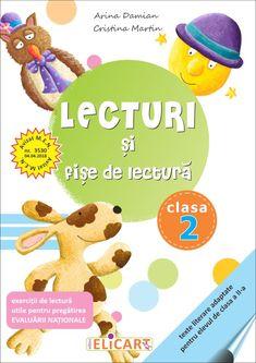 Clasa a II-a : Lecturi şi fişe de lectură. Clasa a II-a Cristina Martin, Homeschool, Classroom, Character, Reading, Class Room, Homeschooling, Lettering