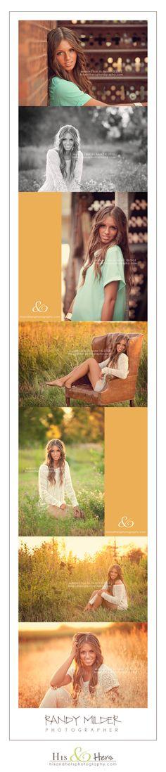 senior portraits | His & Hers Photography | Des Moines, Iowa Newborn Photographer | Des Moines Senior Portraits | Iowa Family Photographer