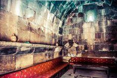 Caravanserai Cappadocia Turkey
