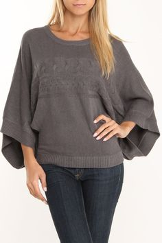 Ty Sweater is perfect for being comfortable don't you think?  I would wear it for travel for sure.