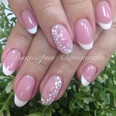 Pink Acrylic Nails, Glitter Nail Art, Acrylic Nail Designs, Pink Nails, Nail Art Designs, Cute Nail Art, Cute Nails, Pretty Nails, Elegant Nails