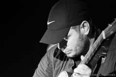 Sergio Arturo Calonego - Live at Tambourine 19/02/2014 - Seregno (MB) © Fausto Ettore Carbonara