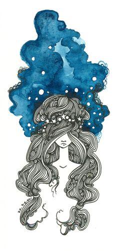 """Starry Night"" by PiqueStudios"