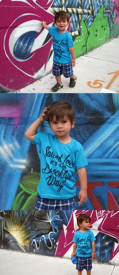 Take a little bit of Brooklyn love wherever you go | Jordandené Kids