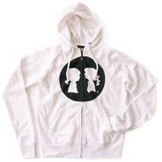 Full Circle Logo Hoodie ($59) ❤ liked on Polyvore featuring tops, hoodies, boyfriend tops, pink hoodie, boyfriend girlfriend hoodies, circle top and logo hoodies