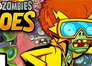 Plants Vs Zombies Heroes: Desafio 4 [Electric Boogaloo]