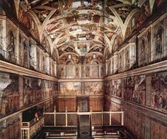 Sistine Chapel - Rome, Italy was here in 2005