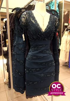 Pretty as a picture - Date night - Oshawa Centre Style Approved by Almeida - Find it at Le Chateau Centre, Dresses With Sleeves, Night, Long Sleeve, Pretty, Pictures, Style, Fashion, Photos