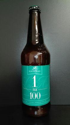 1 na 100, LITE RYE AMERICAN PALE ALE. Polish beer.