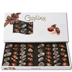 Chocolate Seashells ; ) my favorite :) I used to eat them with my nana <3 our little tradition  ( 2 everyday)