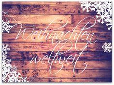 Weihnachten weltweit #Christmas #MerryChristmas #HappyHolidays