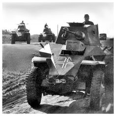 Pronounced as Chaa-baa, these Honved armored cars were designed and manufactured in Hungary. They were used mainly for reconnaissance roles and as a command vehicle. Armored Vehicles, Armored Car, Tank Destroyer, Ww2 Photos, Special Ops, Military History, World War Two, Military Vehicles, Wwii