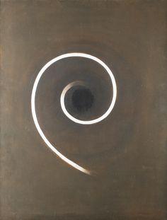 STEFAN GIEROWSKI (1925)  DXV, 1984   olej, płótno; / 120x90 cm