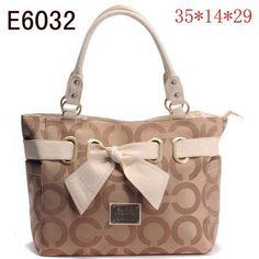 coach purse :)
