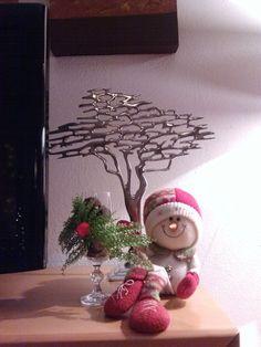 #Christmas #decoration #Truffas   #Navidad #Decoración #Snowman #MonoDeNieve