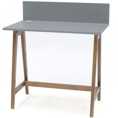Luka Writing Desk 110cm Ragaba • WOO .Design Wooden Drawers, Study Space, Cable Management, Writing Desk, Foot Rest, Home Office, Organization, Furniture, Design