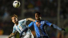 Con un gol de Gonzalo Higuaín, el equipo de Gerardo Martino se quedó con la victoria en San Juan. Lionel Messi se retiró lesionado con un golpe en la espalda