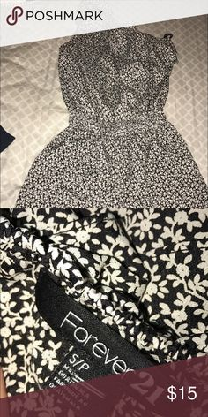Romper Forever 21, small Forever 21 Dresses One Shoulder