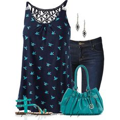 """Hummingbirds"" by stay-at-home-mom on Polyvore"