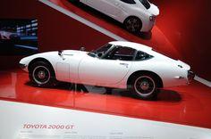 Toyota 2000 GT #cars #vintage