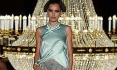 """Die Mode ist tot!:    Unter diesem Motto präsentierte gestern der Designer Michael Michalsky seine Couture-Kollektion unter dem neuen Label ATELIER MICHALSKY im Grand Hotel The Ritz-Carlton, Berlin. Ein radikaler Gegenentwurf zur gängigen Alltagsmode und dem allgegenwärtigen Trend zur """"Fast Fashion"""": Was sich anhör ... Link: http://www.bold-magazine.eu/die-mode-ist-tot/  #BOLDTHEMAGAZINE, #Fashion, #MBFW, #Mbfwb, #Michalsky"""