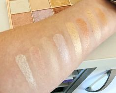 Highlighters swatch