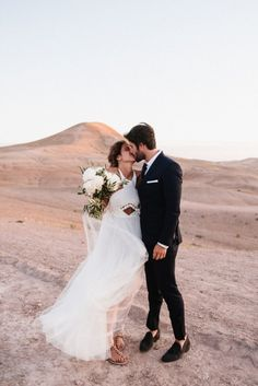 The LANE Real Wedding / A French Love In Marrakech