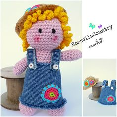 doll country crochet