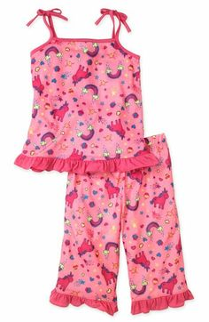 Pijamas Baby Girl Party Dresses, Little Girl Dresses, Baby Dress, Baby Frocks Designs, Kids Frocks Design, Cute Pijamas, Little Mermaid Outfit, Barbie Fashionista Dolls, Teddy Bear Clothes