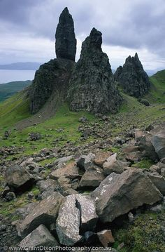 Scotland, Isle of Skye