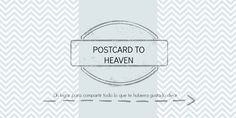 Postcard to heaven